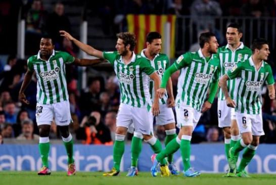 ฟุตบอลลาลีก้าสเปน เจ้าบ้าน เรอัล เบติส