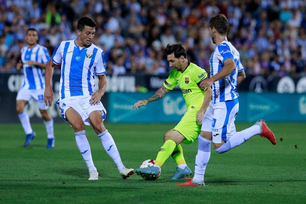 เจาะลึกฟุตบอล ลาลีก้าสเปน