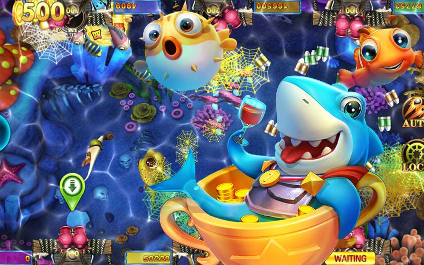 ข้อดีของเกมยิงปลา ที่ช่วยสร้างความสนุกและความเพลิดเพลิน