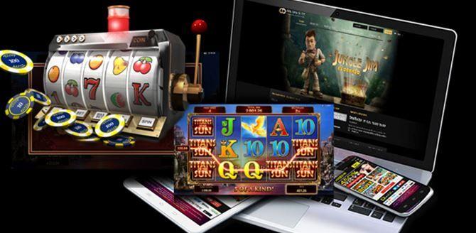 สล็อตออนไลน์ เกมที่ทำเงินและรับแจ็คพอตได้เป็นอย่างดี