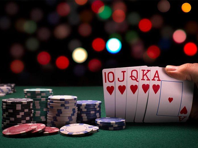 การเล่นไพ่ Blackjack ที่ใช้ดวงช่วยให้การวางแผน