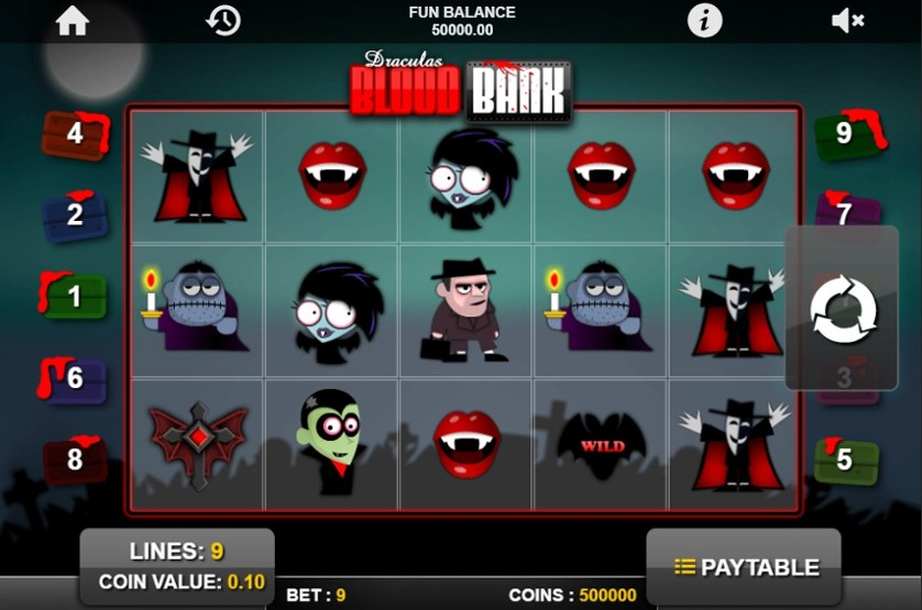 เกม blood bank scratch สามารถเดิมพันได้ด้วยเงินจริง