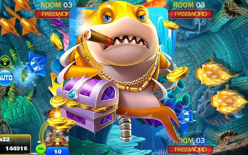 เกมยิงปลาออนไลน์ ที่สามารถเดิมพันได้อย่างจุใจ