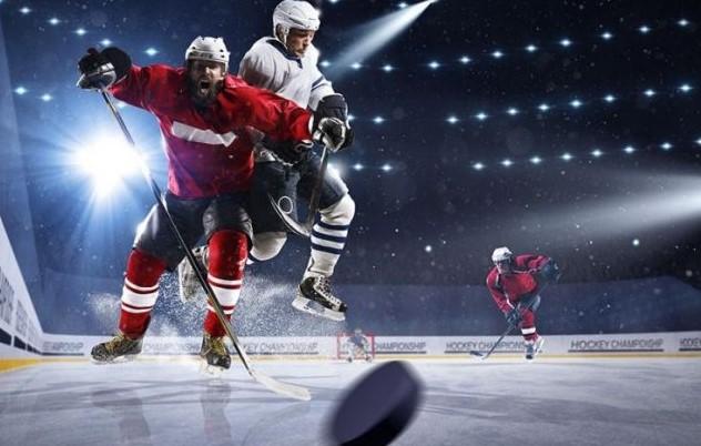 กีฬาฮอกกี้นำแข็ง