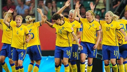 สวีเดน(ญ) พบ แคนาดา(ญ) ฟุตบอลหญิง โอลิมปิก 2021